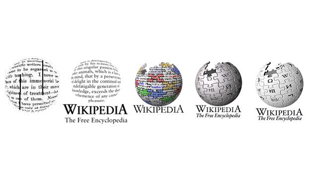Еволюція логотипу Вікіпедії - фото 301166
