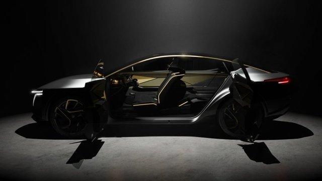 У Детройті представили концепт електромобіля Nissan IMs - фото 301296