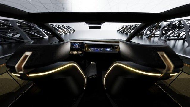 У Детройті представили концепт електромобіля Nissan IMs - фото 301299