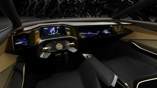У Детройті представили концепт електромобіля Nissan IMs - фото 301300