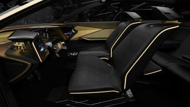 У Детройті представили концепт електромобіля Nissan IMs - фото 301301