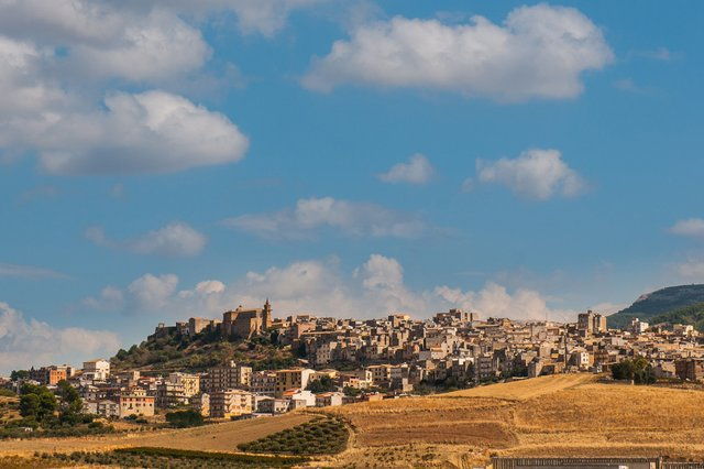 Містечко Самбука на Сицилії - фото 301884