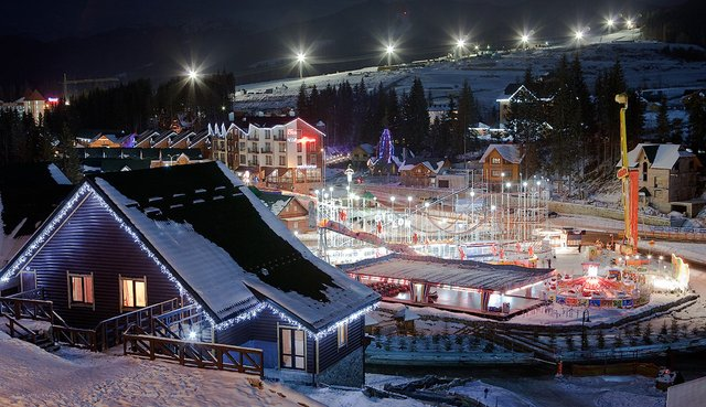Відпочинок взимку: куди можна поїхати в Україні - фото 301956