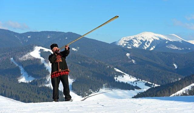 Відпочинок взимку: куди можна поїхати в Україні - фото 301964