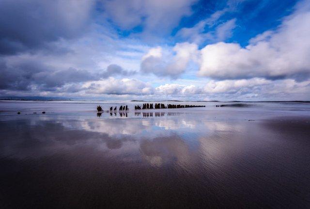 Фотограф показав таємничу красу Балтійського моря у Польщі - фото 302315
