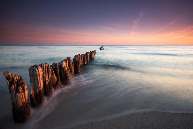 Фотограф показав таємничу красу Балтійського моря у Польщі - фото 302320