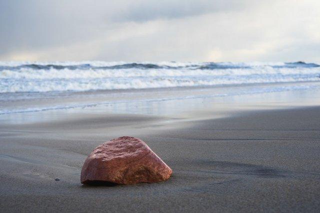 Фотограф показав таємничу красу Балтійського моря у Польщі - фото 302321