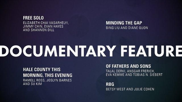 Оскар 2019: оголошені номінанти на найпрестижнішу кінопремію - фото 302870