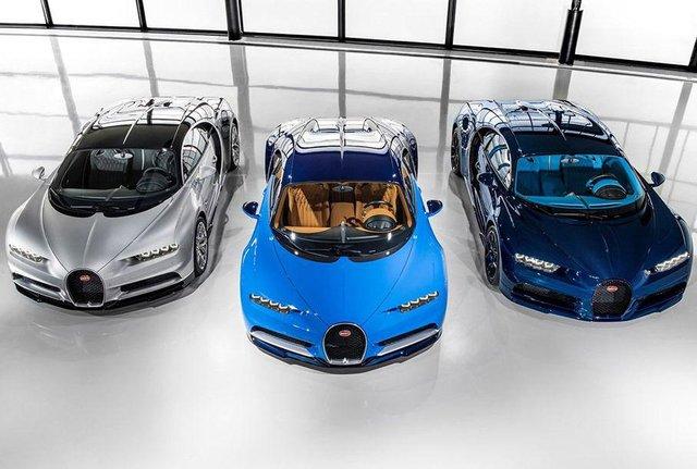 У Bugatti відмовилися від ідеї про виробництво позашляховика - фото 303474