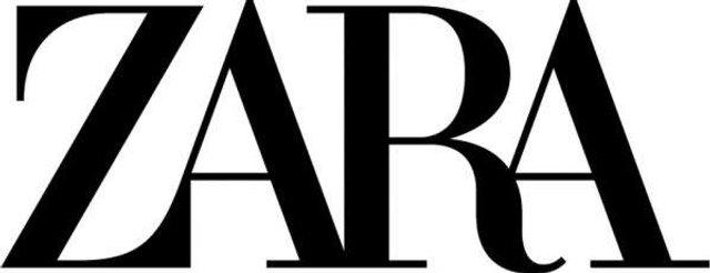 Модний бренд Zara показав новий логотип - фото 304010