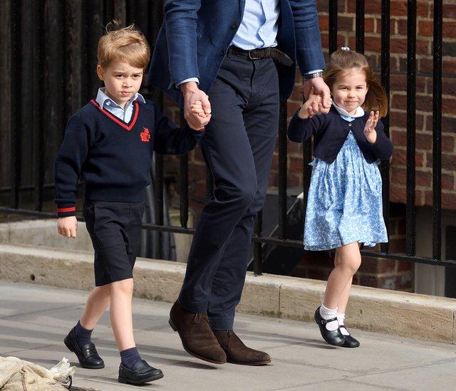 Принц Джордж вразив своєю витівкою - фото 304490