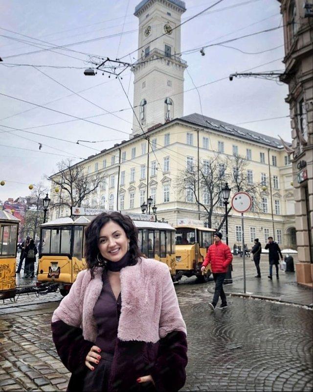 Оля Цибульська гастролювала у місті королів і старовинних легенд - фото 304775