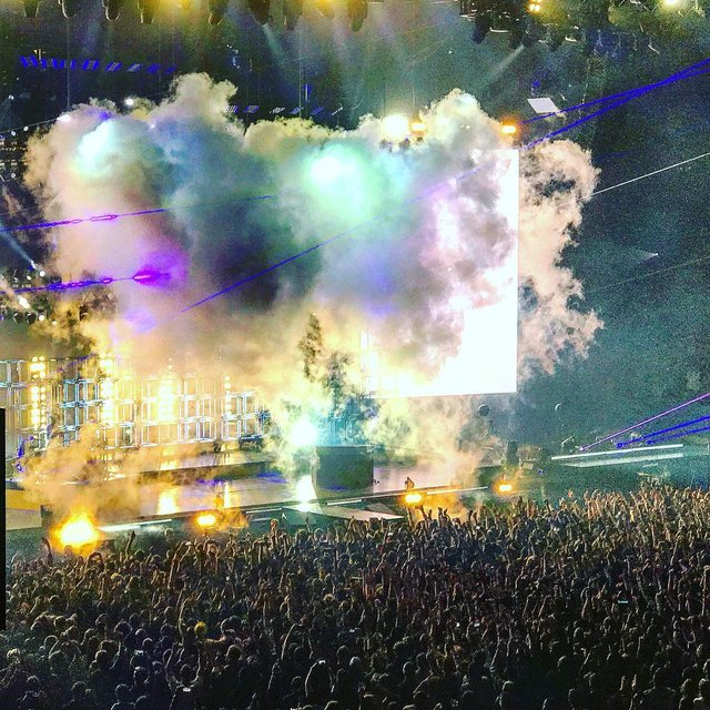 Уперше в Україні: як пройшов шалений концерт Twenty One Pilots у Києві - фото 304809