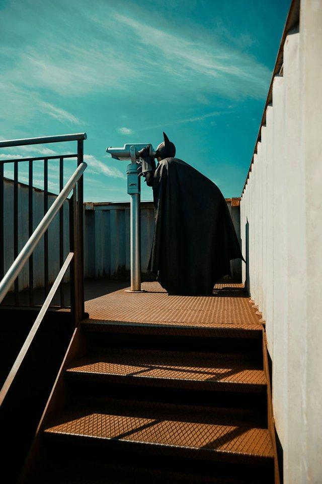 Коли місту не потрібен герой: як виглядають будні Бетмена - фото 305506