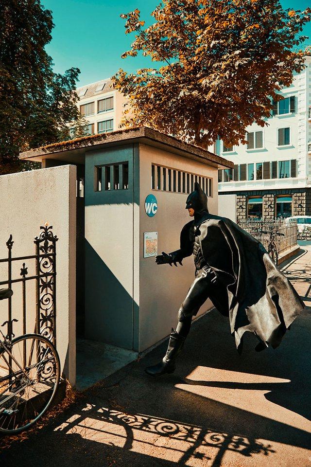 Коли місту не потрібен герой: як виглядають будні Бетмена - фото 305513
