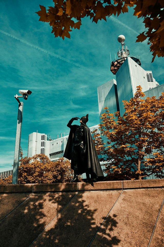 Коли місту не потрібен герой: як виглядають будні Бетмена - фото 305514