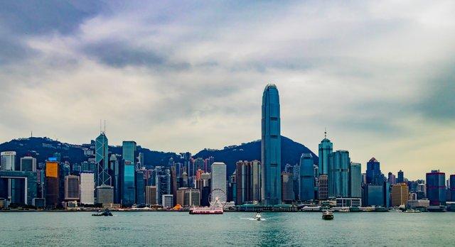 Гонконг - фото 305527