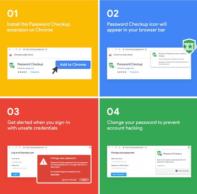 Google допоможе перевірити безпеку паролів: як це зробити - фото 305885