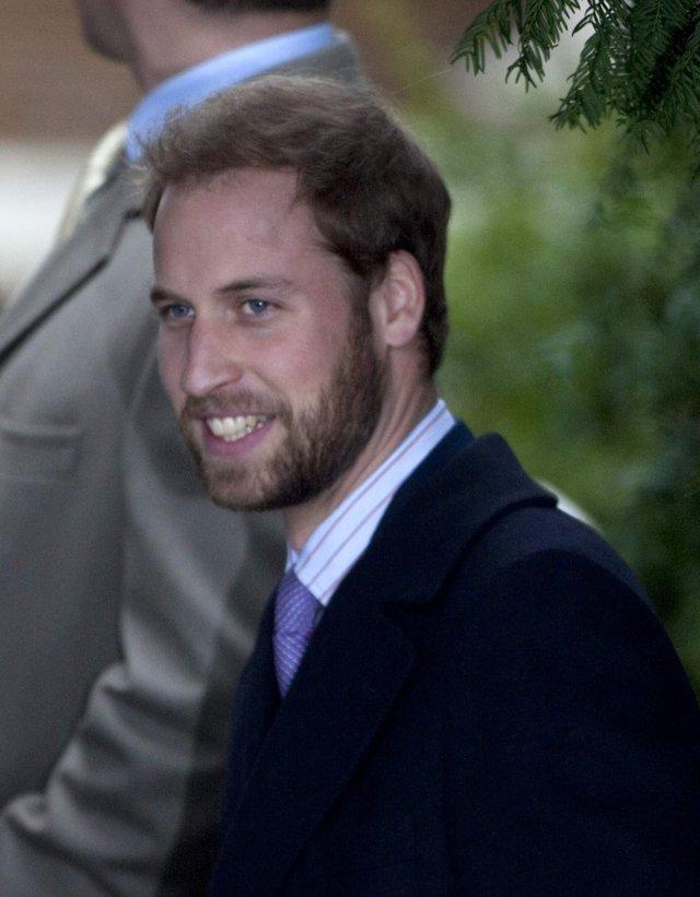 Принц Вільям з бородою - фото 306206