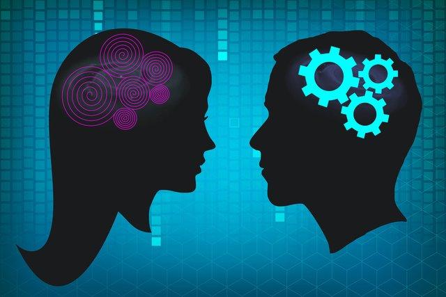 Чим жіночій мозок відрізняється від чоловічого   - фото 306229