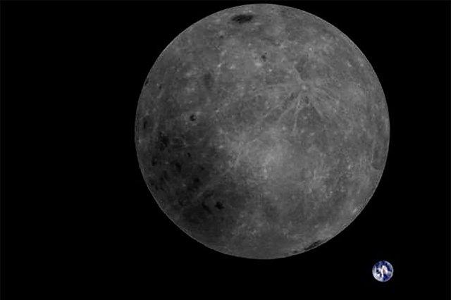 Той випадок, коли Земля мешна за Місяць - фото 306262