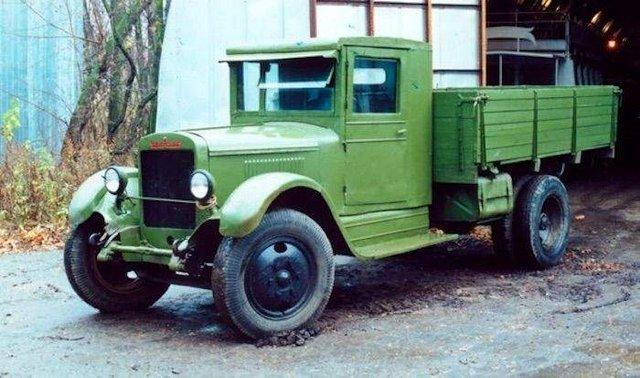 Урал ЗІС-5 1944 року  - фото 306332
