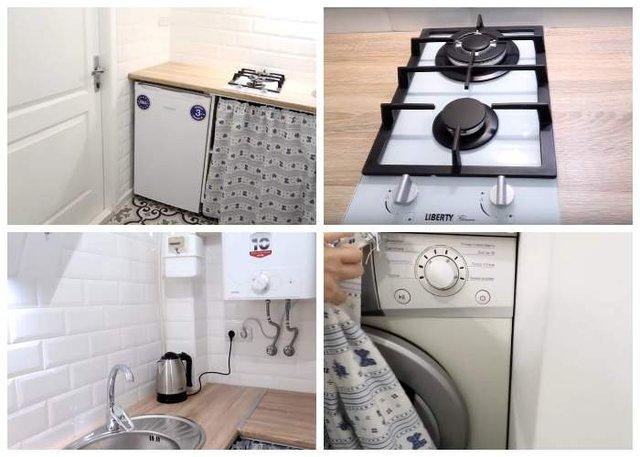 Перетворення маленької одеської квартири захопило мережу: фото до і після - фото 306353