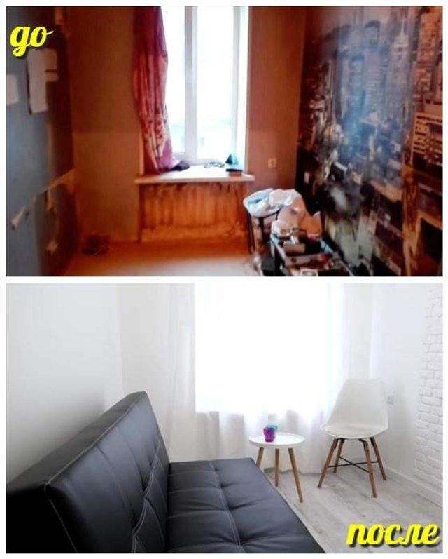 Перетворення маленької одеської квартири захопило мережу: фото до і після - фото 306356