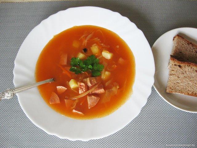 Чоловічий рецепт супу  - фото 306382