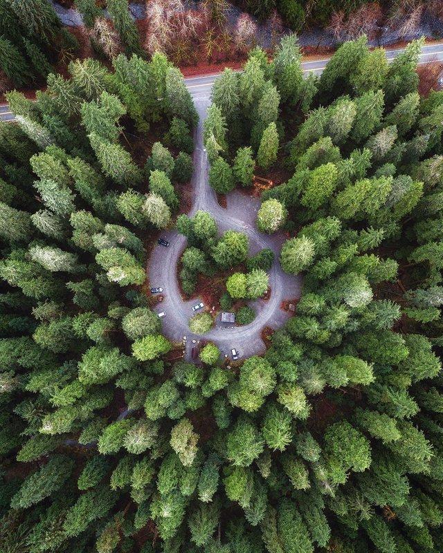 Подорожі Майкла Метті з висоти пташиного польоту: яскраві фото - фото 306437