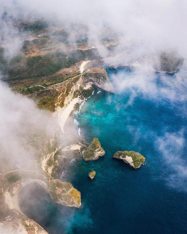 Подорожі Майкла Метті з висоти пташиного польоту: яскраві фото - фото 306448