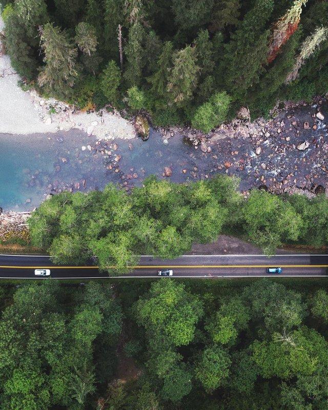 Подорожі Майкла Метті з висоти пташиного польоту: яскраві фото - фото 306456