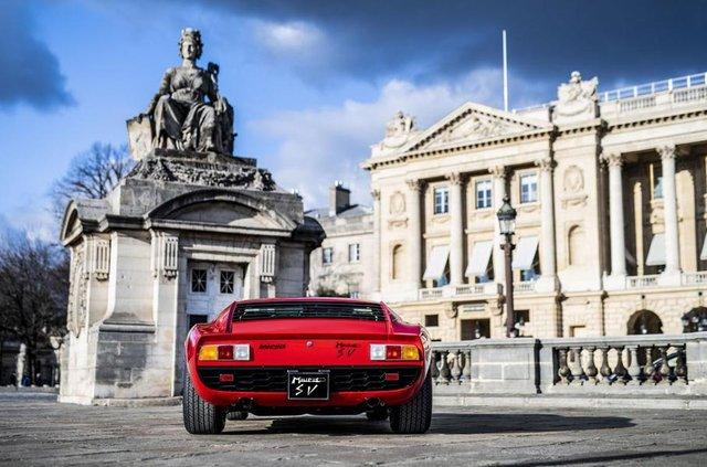 Lamborghini відновила купе Miura президента FIA - фото 306489