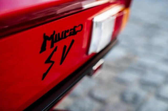 Lamborghini відновила купе Miura президента FIA - фото 306490