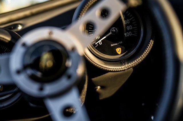 Lamborghini відновила купе Miura президента FIA - фото 306495