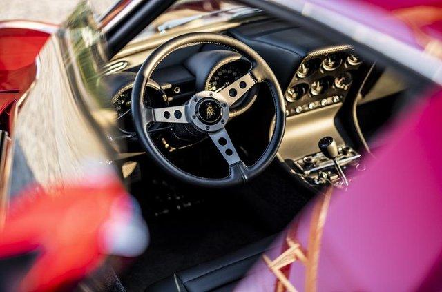 Lamborghini відновила купе Miura президента FIA - фото 306499