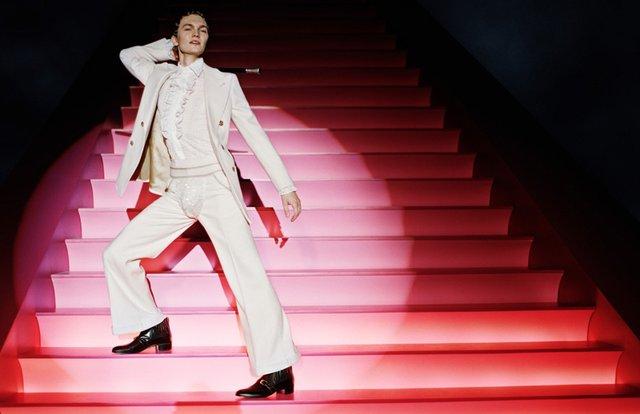 Gucci присвятили нову рекламу золотій епосі Голлівуду - фото 306505