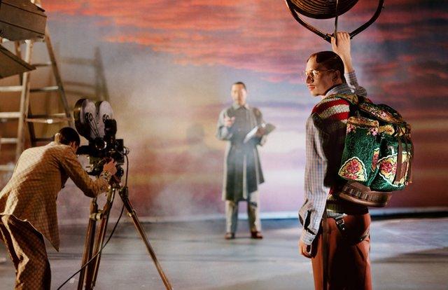 Gucci присвятили нову рекламу золотій епосі Голлівуду - фото 306507