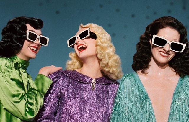 Gucci присвятили нову рекламу золотій епосі Голлівуду - фото 306508