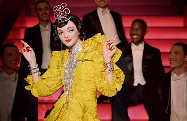 Gucci присвятили нову рекламу золотій епосі Голлівуду - фото 306512
