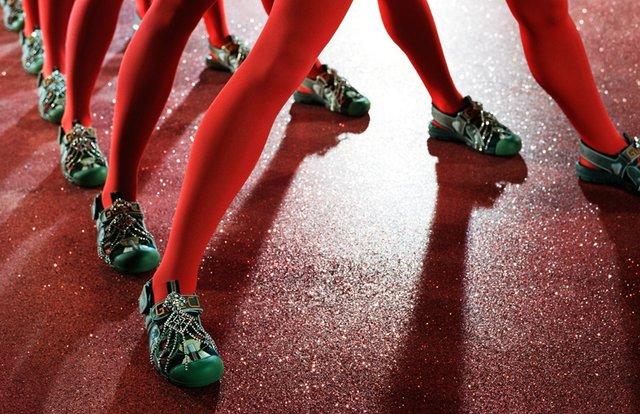 Gucci присвятили нову рекламу золотій епосі Голлівуду - фото 306513