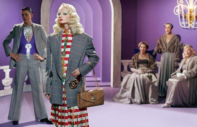 Gucci присвятили нову рекламу золотій епосі Голлівуду - фото 306517