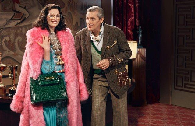 Gucci присвятили нову рекламу золотій епосі Голлівуду - фото 306518