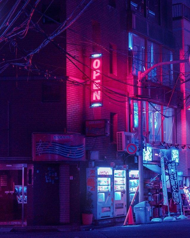 Нереальна краса Токіо вночі: фото, які варто побачити - фото 306541