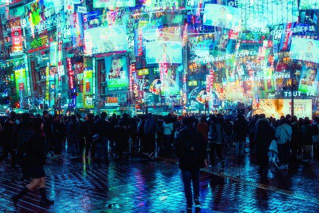 Нереальна краса Токіо вночі: фото, які варто побачити - фото 306542