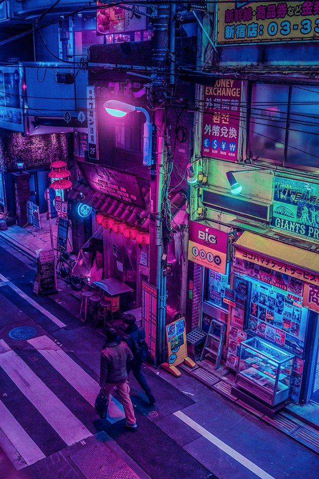 Нереальна краса Токіо вночі: фото, які варто побачити - фото 306543