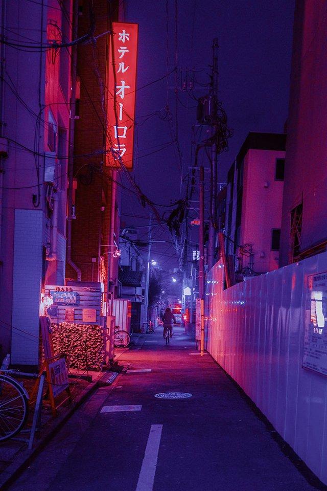 Нереальна краса Токіо вночі: фото, які варто побачити - фото 306544