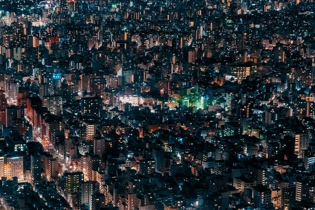 Нереальна краса Токіо вночі: фото, які варто побачити - фото 306546