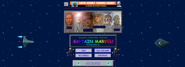 Сайт 'Капітан Марвел' - фото 306640