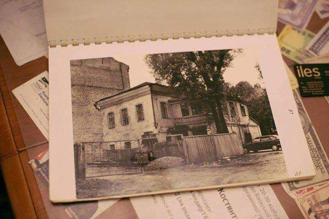Найстаріша житлова будівля Києва у колоритних фото - фото 306698